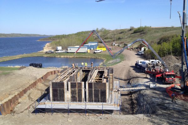 Camrose Raw Water Pump Station-1