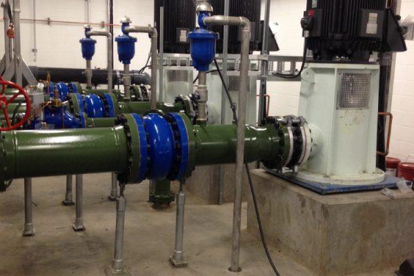 Camrose Raw Water Pump Station-3