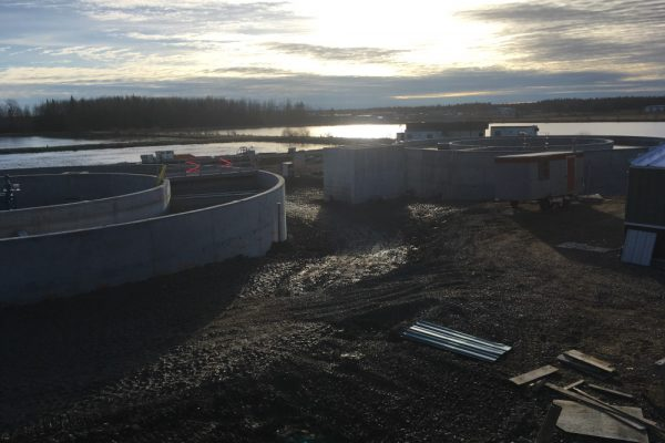 Edson Waste Water Treatment Plant-8