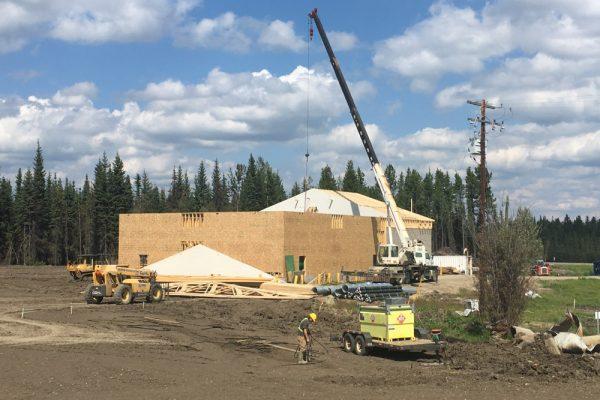 Fox Creek Water Treatment Plant-3
