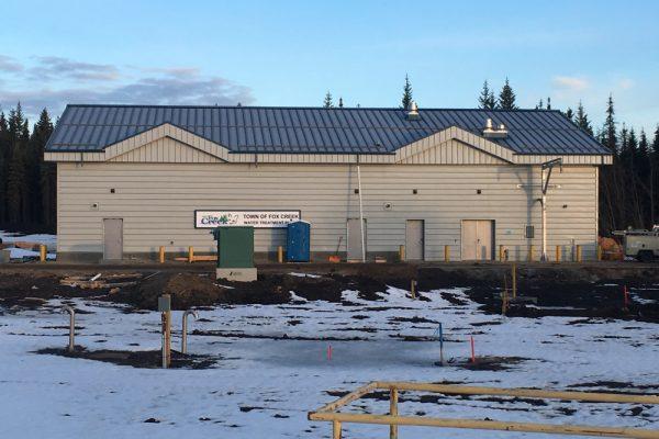 Fox Creek Water Treatment Plant-9