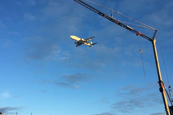 Plane Discovery