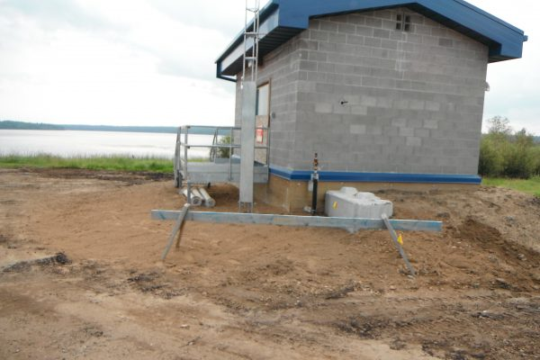 Raw Water Lift Station 021